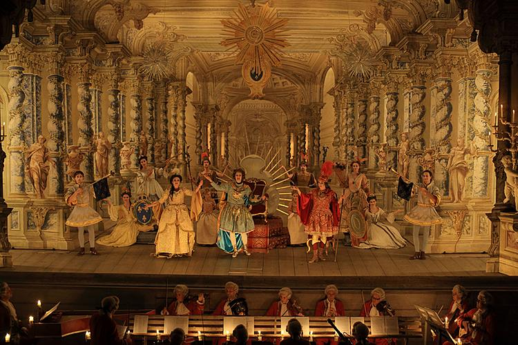 baroque opera through the ages Baroque - the period in music history that spans from approximately 1600 to 1750 this period saw the birth of opera through the efforts of the florentine camerata.